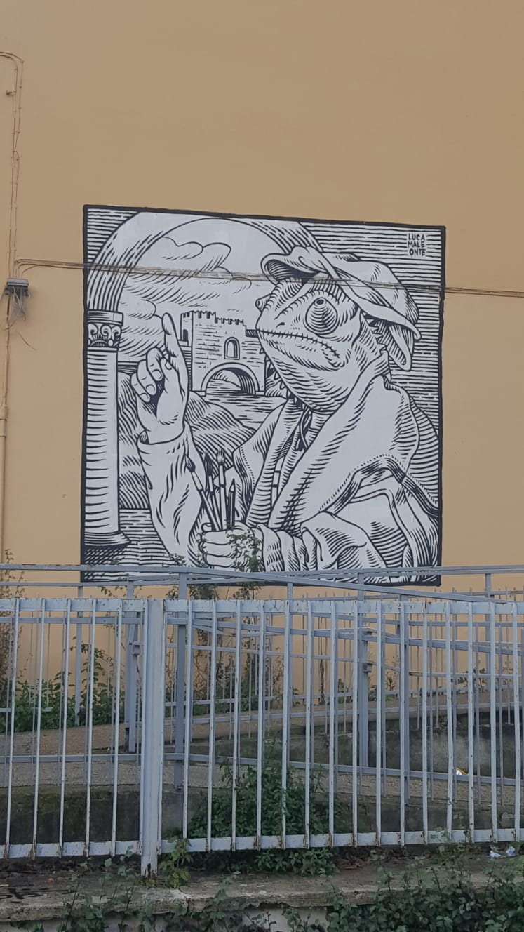 Uomo-camaleonte