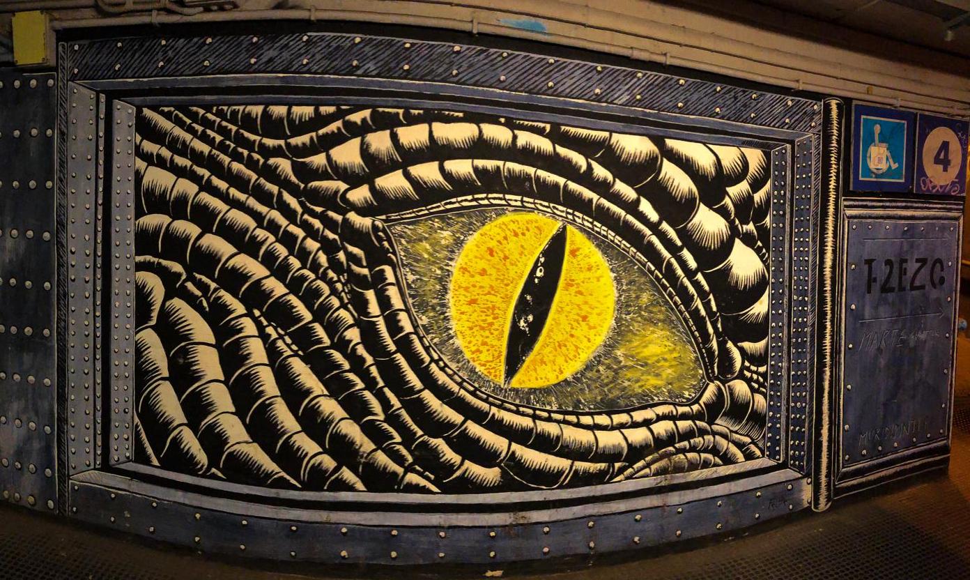Occhio del drago