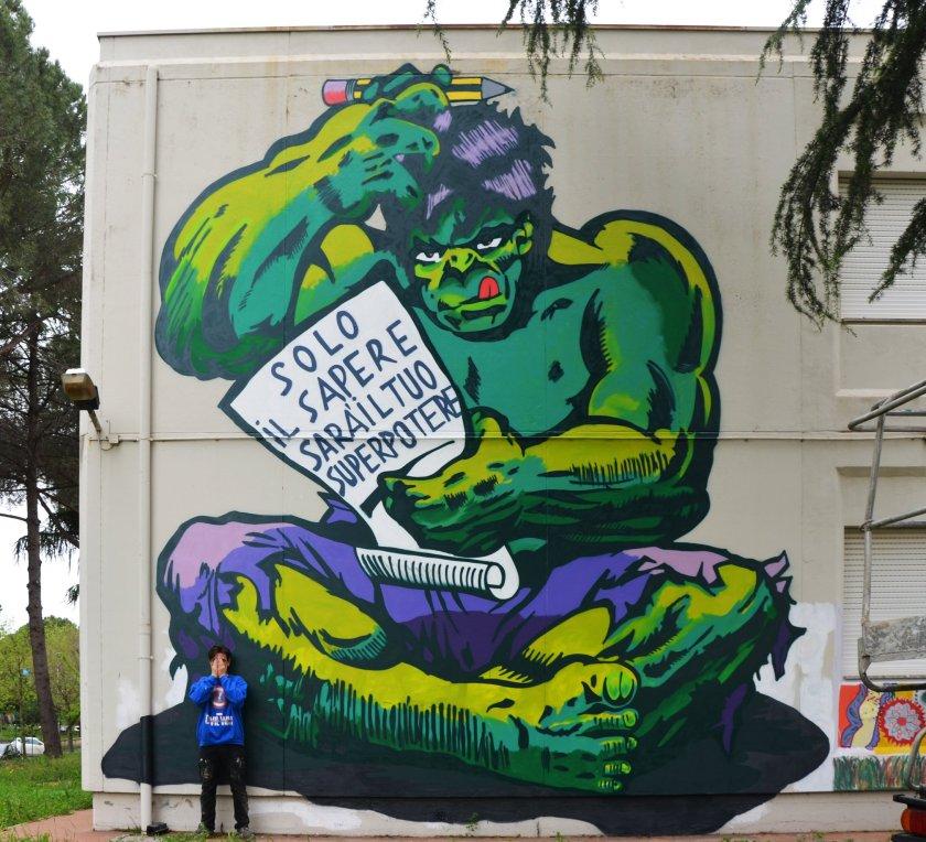 L'incredibile Hulk di Solo
